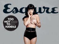Après avoir fait mouler sa poitrine, la très sexy Katy Perry l'affiche en Une des magazines !