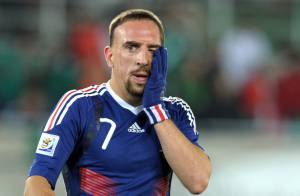 Franck Ribéry goûte enfin au succès !