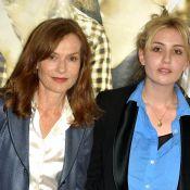 """Isabelle Huppert et sa ravissante fille Lolita Chammah, lumineuses à... """"Copacabana"""" !"""