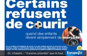 Le désengagement des Bleus lors du Mondial montré du doigt par des enfants malades !