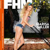"""Marisa Miller est """"la femme la plus sexy du monde""""... surtout lorsqu'elle tond son gazon !"""
