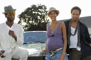 Quand la superbe Ayo nous dévoile son ventre très rond, entourée de Keziah Jones et Gary Dourdan !