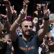 Ringo Starr des Beatles fête son anniversaire, incroyable... il ne fait pas ses 70 ans !