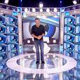 Benjamin Castaldi présente  Secret Story 4  depuis le nouveau plateau de la quotidienne.