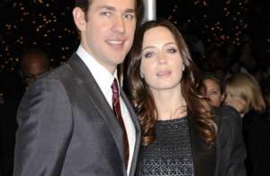 La superbe Emily Blunt s'est mariée avec John Krasinski !