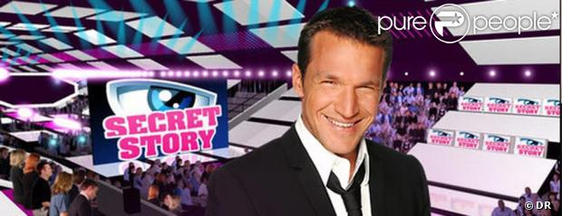 Benjamin Castaldi anime Secret Story