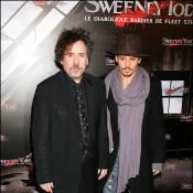 Johnny Depp et Tim Burton se retrouvent... pour la huitième fois !