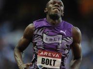 Meeting Areva : Usain Bolt reste le maître... Il peut continuer à danser !