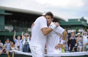 Nicolas Mahut : Le guerrier de Wimbledon dans le sillage de... Marie-José Pérec !