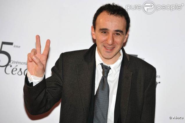 Elie Semoun, bientôt en tournage de  L'élève Ducobu.