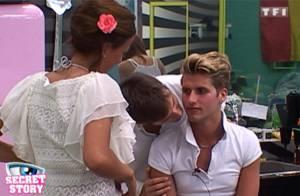 Secret Story 4 : Benoît, Julie et John, un trio chaud et dangereux... Shine craque et Maxime devient manipulateur !