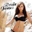 La sexy Rosie Jones en couverture de son calendrier 2010.