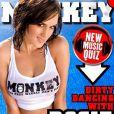 La sexy Rosie Jones en couverture de Monkey.