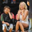 Pamela Anderson et son fils