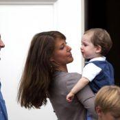 Marie et Joachim de Danemark : leur adorable prince Henrik, 1 an, a bien grandi !