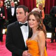 John Travolta et Kelly Preston