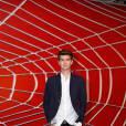 Andrew Garfield enfilera le costume de  Spiderman  en décembre 2010, pour une sortie du film en juillet 2012.