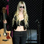 Taylor Momsen : Pour Madonna, elle a accepté de mettre un pantalon !