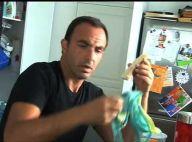 Regardez Nikos Aliagas et Cauet découvrir les petits tracas de la colocation !