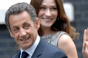 Nicolas Sarkozy et Carla Bruni, ravis, sont arrivés au Cap Nègre sous haute sécurité !