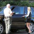 Nicky Hilton écope d'une amende pour stationnement irrégulier, samedi 7 août à Los Angeles.
