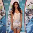 Nina Dobrev lors des Teen Choice Awards 2010 à Los Angeles, le 8 août 2010