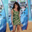 Lea Michele lors des Teen Choice Awards 2010 à Los Angeles, le 8 août 2010