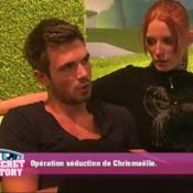 Secret Story 4 : Bastien, Anne-K et Julie en danger, Maxime obtient un câlin de Stéphanie mais charme... Chrismaëlle !