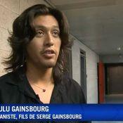 """Lulu Gainsbourg : """"Quoi qu'il en soit, Serge Gainsbourg, c'est mon papa..."""""""
