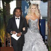 Christian Karembeu : sa sculpturale épouse Adriana peut être fière de lui !
