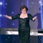 Susan Boyle : Découvrez la chanceuse qui lui a tapé dans l'oeil !