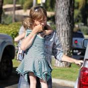 DannieLynn, la fille d'Anna Nicole Smith : Pour une fois, son père ne l'exhibe pas !