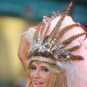 Kesha : Une véritable furie lorsqu'elle fait son show !