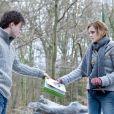 Daniel Radcliffe et Emma Watson dans Harry Potter et les reliques de la mort : partie I