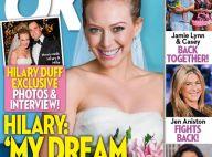 Hilary Duff : Découvrez sa photo de mariage !