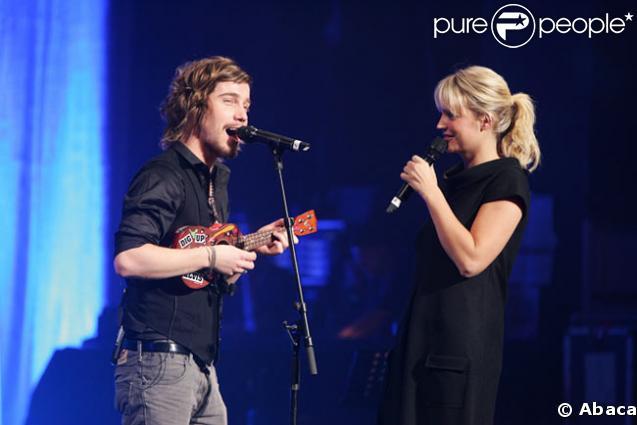 Julien Doré et Virginie Efira