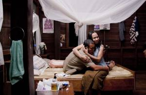 Regardez les images étranges et envoûtantes du film qui a remporté la Palme d'or...