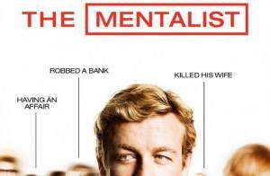 The Mentalist : Sexy, piquant et plein d'humour, il vous met l'eau à la bouche !