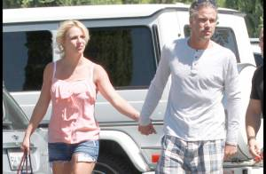 Britney Spears : La ligne amincie en vue de son come-back... L'amour arrive à la rendre belle !