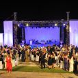 lors du premier Starlite Gala qui s'est tenu à l'hôtel Villapadierna à Marbella, le 7 août 2010