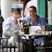 Cuba Gooding Jr. a une idée en tête : il déjeune avec le grand Jerry Bruckheimer !
