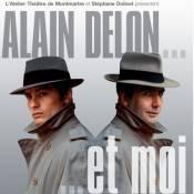 Foncez voir Alain Delon entre réel et imaginaire !