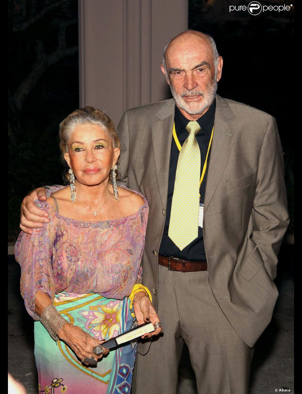 Sean Connery et son &#...