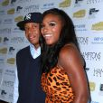 Serena Williams à la soirée Hamptons Magazine à Pranna, à New York