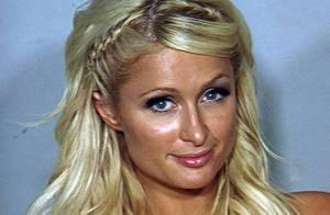 Paris Hilton : Même devant la police, elle joue les top models !