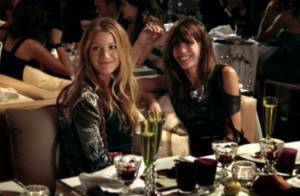 Gossip Girl : Lou Doillon joue les copines de Blake Lively face à la ravissante Leighton Meester !