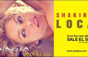 Shakira : Ecoutez le premier single officiel de son nouvel album !