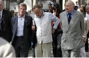 URGENT - Obsèques d'Alain Corneau : Maître Kiejman, avocat de Marie Trintignant, victime d'un malaise...