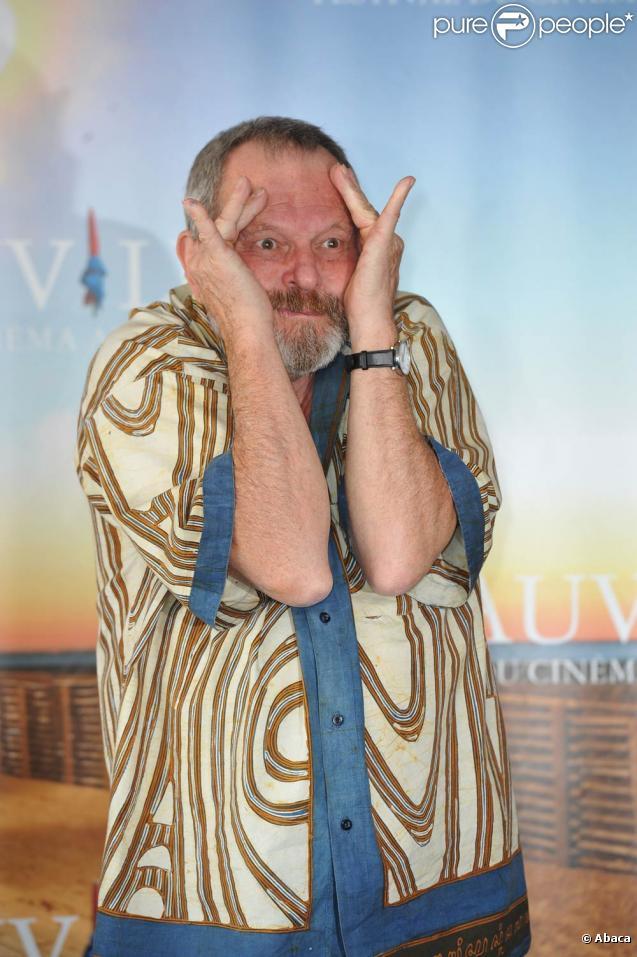 Terry Gilliam ne tournera finalement pas  L'homme qui tua Don Quichotte.