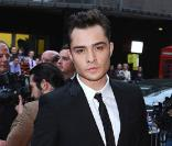Ed Westwick lors de la soirée des GQ Men of the Year Awards 2010, le 7 septembre 2010 à Londres